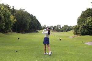 女子ゴルフ和白