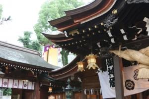 博多祇園山笠ー櫛田神社