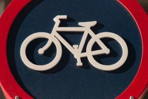 自転車 片耳イヤホン