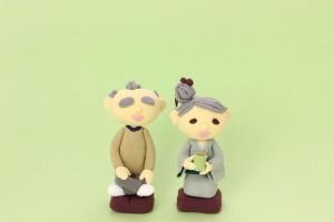 敬老の日 おばあちゃんにプレゼント
