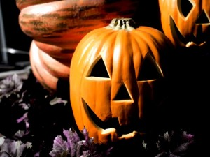 ハロウィン ランタン用かぼちゃ