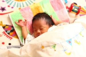 着る毛布 赤ちゃん