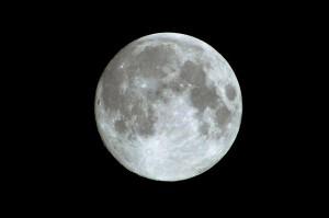 中秋の名月 満月
