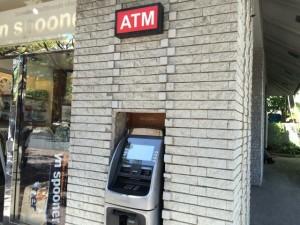 シルバーウィーク 銀行 ATM