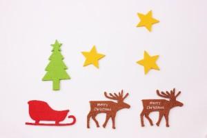 クリスマスカード いつ送る