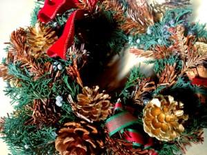 クリスマスリース いつから飾る