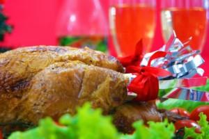 クリスマス チキン 予約