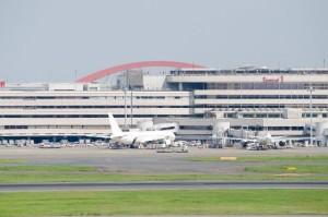 羽田空港 駐車場 年末 混雑