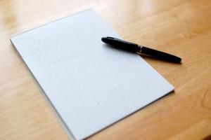 成人祝い お礼の手紙