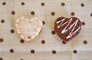 バレンタイン チョコ以外のお菓子