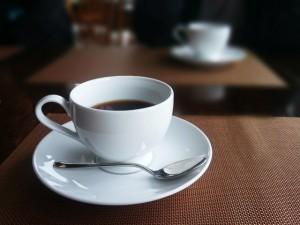 ホットコーヒー おかわり自由