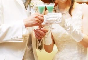 結婚報告はがき 暑中見舞い 時期
