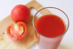 トマト 紫外線予防