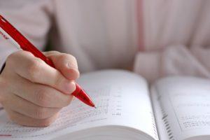 夏休み 宿題 終わらない