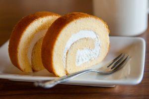 恵方巻き ロールケーキ