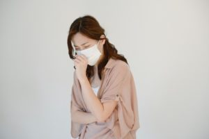 授乳中 ママ インフルエンザ