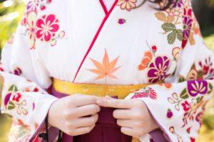 レンタル 袴 卒業式